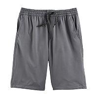 Boys 8-20 Plugg Incentive Hybrid Stretch Microfiber Shorts