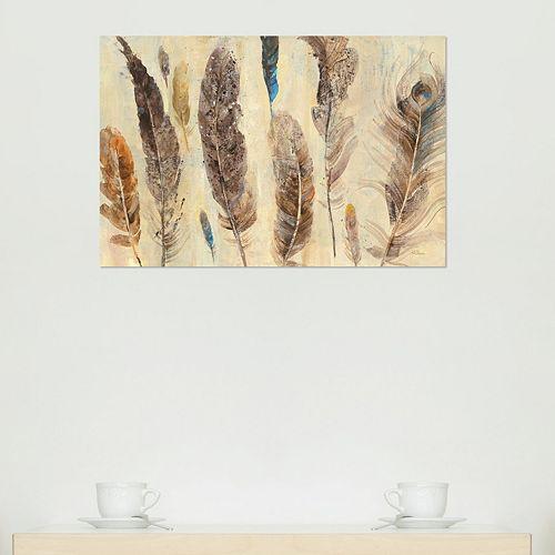 Amanti Art Feather Study Canvas Wall Art