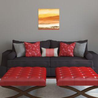 Amanti Art Gilded Amber I Canvas Wall Art