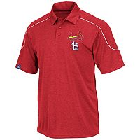 Big & Tall Majestic St. Louis Cardinals Birdseye Polo