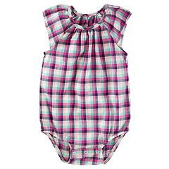 Baby Girl OshKosh B'gosh Flutter Sleeve Bodysuit