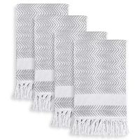 Linum Home Textiles 4-pack Hand Towel Set
