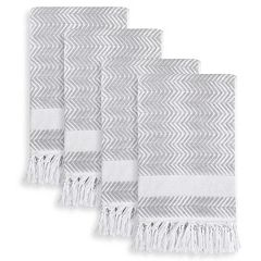 Linum Home Textiles 4-pack Hand Towel Set