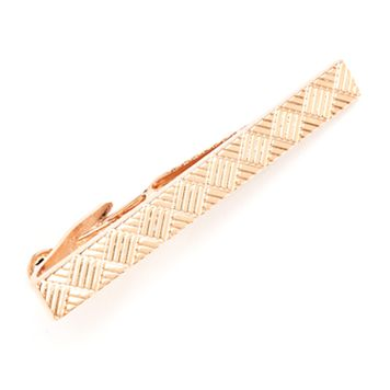 Men's Croft & Barrow® Weave Tie Bar