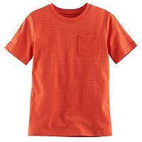 Boys 4-10 Jumping Beans® Pocket Faded Tee