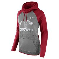 Women's Nike St. Louis Cardinals All Time Therma-FIT Hoodie