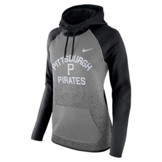 Women's Nike Pittsburgh Pirates All Time Therma-FIT Hoodie