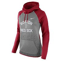 Women's Nike Boston Red Sox All Time Therma-FIT Hoodie
