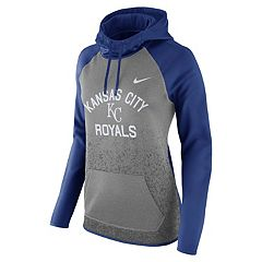 Women's Nike Kansas City Royals All Time Therma-FIT Hoodie