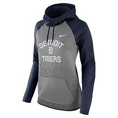 Women's Nike Detroit Tigers All Time Therma-FIT Hoodie