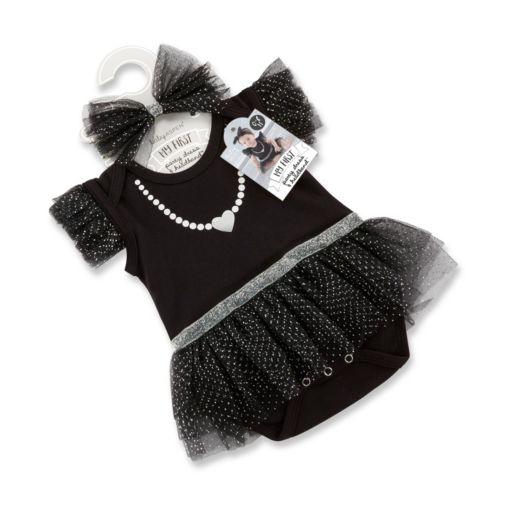 Baby Girl Baby Aspen My First Party Dress & Headband Set