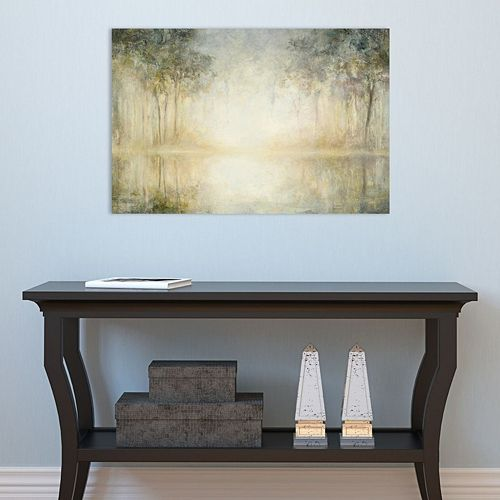 Amanti Art Morning Mist Canvas Wall Art