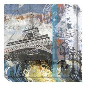 Amanti Art Paris Eiffel Canvas Wall Art
