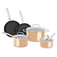 KitchenAid 8 pc Nonstick Cookware Set