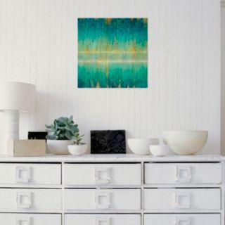 Amanti Art Rain Abstract I Canvas Wall Art