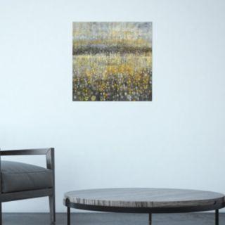 Amanti Art Rain Abstract II Canvas Wall Art