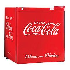 Nostalgia Electrics Limited Edition Coca-Cola Mini Refrigerator