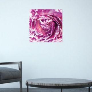 Amanti Art Ranunculus Abstract IV Color Canvas Wall Art
