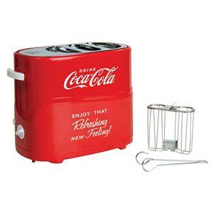 Nostalgia Electrics Limited Edition Coca-Cola Pop-Up Hot Dog Toaster