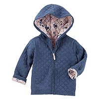 Baby Girl OshKosh B'gosh® Quilted Floral Lined Lightweight Jacket
