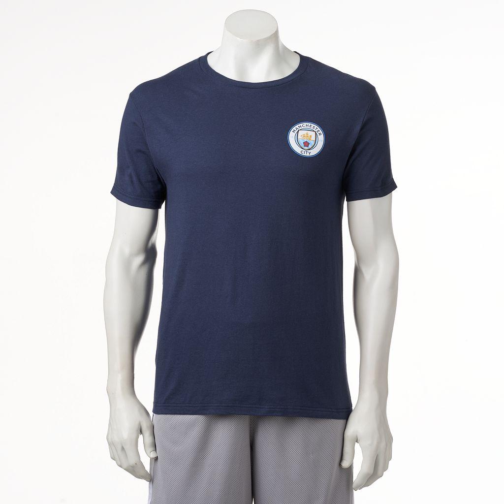 Men's Manchester City FC Logo Tee