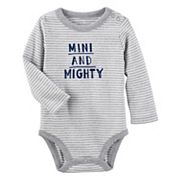 Baby Girl OshKosh B'gosh® 'Mini and Mighty' Bodysuit