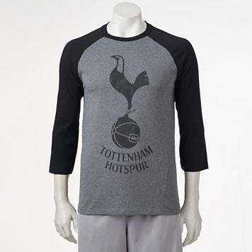 Men's Tottenham Hotspur FC Raglan Logo Tee