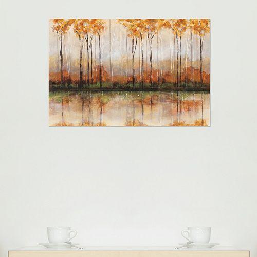 Amanti Art Treeline Canvas Wall Art