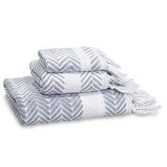 Linum Home Textiles 3-piece Bath Towel Set