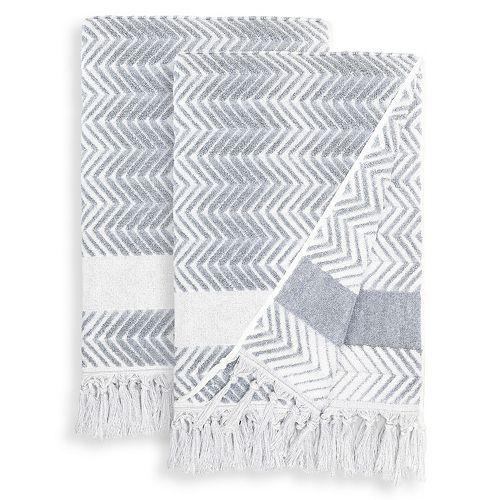 Linum Home Textiles 2-pack Bath Towel Set