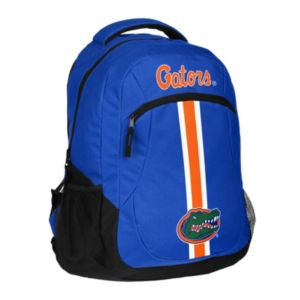 Forever Collectibles Florida Gators Action Stripe Backpack