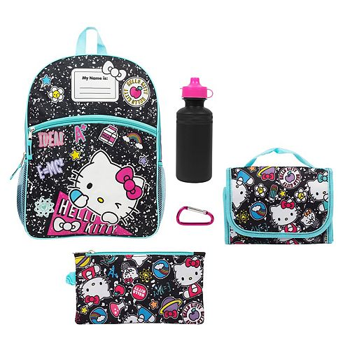 9ac092b66 0 item(s), $0.00. Kids Hello Kitty® 5-pc. Backpack & Lunch Box Set
