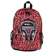 Kids Digital Camouflage Backpack & Headphones Set