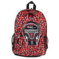 Kids Digital Camouflage Backpack & Headphones Set