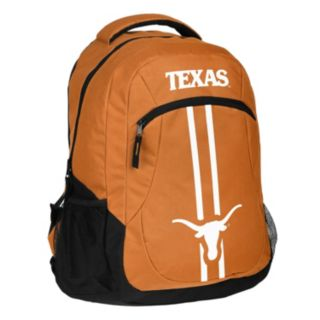 Forever Collectibles Texas Longhorns Action Stripe Backpack