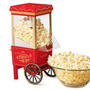 Nostalgia Electrics Vintage Collection 12 cupHot Air Popcorn Popper
