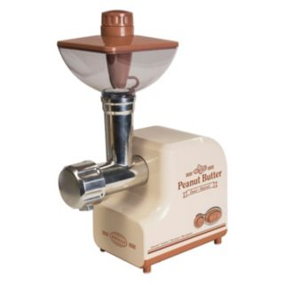 Nostalgia Electrics Professional Peanut Butter Maker
