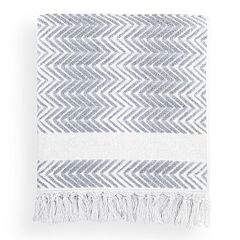 Linum Home Textiles Fringe Washcloth