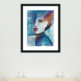 Amanti Art Angie Framed Wall Art