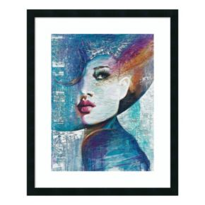 Amanti Art Angie Framed Wall Art