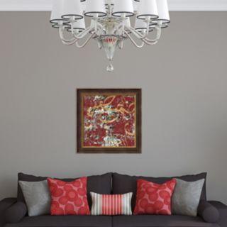 Amanti Art Abstract III Framed Wall Art