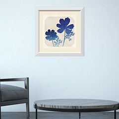 Amanti Art Batik Garden I Framed Wall Art