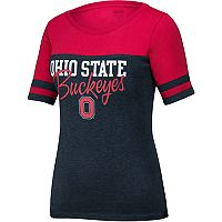 Women's Ohio State Buckeyes Stadium Tee