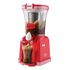 Nostalgia Electrics Limited Edition Coca-Cola Quick Slush Drink Maker