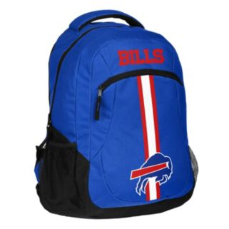 Forever Collectibles Buffalo Bills Action Stripe Backpack