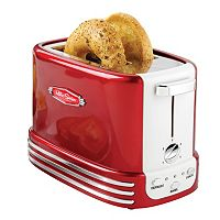 Nostalgia Electrics Retro Series 2-Slice Thick or Thin Toaster