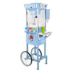 Nostalgia Electrics Vintage Collection Old-Fashioned Snow Cone Cart