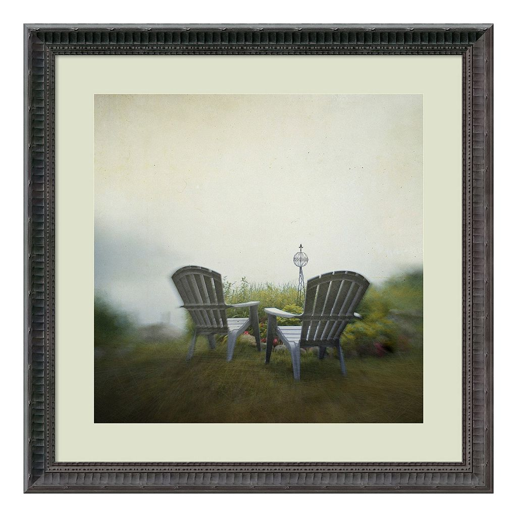 Amanti Art Being Present In The Moment Framed Wall Art