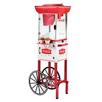 Nostalgia Electrics Coca-Cola Series Snow Cone Cart