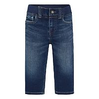 Baby Boy Levi's Hamilton Knit Pull On Jeans